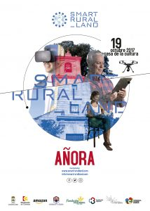 Cartel Jornadas Smart Rural Land 2017