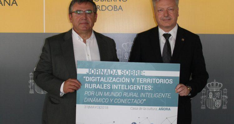 Jornada sobre digitalización en territorios rurales organizada por el Mapama